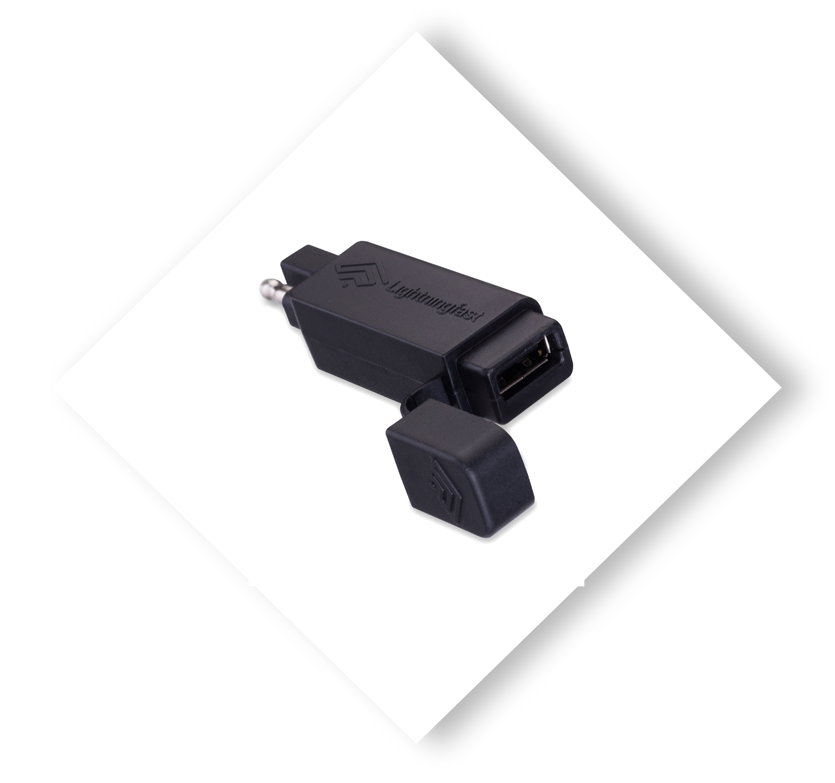 SAE to USB Motorcyle Adapter